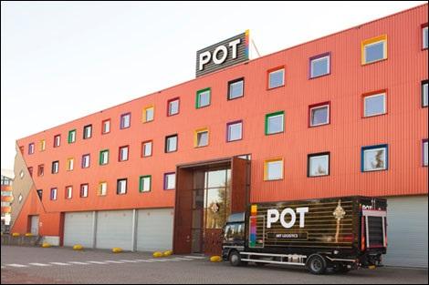POT-gebouw